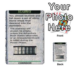 Warhammer Quest 1 By Kieren   Multi Purpose Cards (rectangle)   Zyzykjq2fc21   Www Artscow Com Front 14