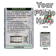 Warhammer Quest 1 By Kieren   Multi Purpose Cards (rectangle)   Zyzykjq2fc21   Www Artscow Com Front 15