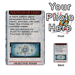 Warhammer Quest 1 By Kieren   Multi Purpose Cards (rectangle)   Zyzykjq2fc21   Www Artscow Com Front 3