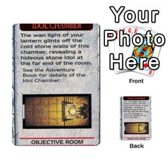 Warhammer Quest 1 By Kieren   Multi Purpose Cards (rectangle)   Zyzykjq2fc21   Www Artscow Com Front 5