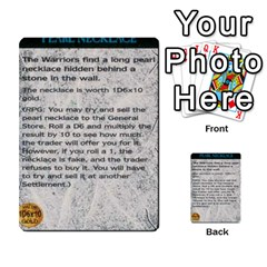 Warhammer Quest 1 By Kieren   Multi Purpose Cards (rectangle)   Zyzykjq2fc21   Www Artscow Com Front 44