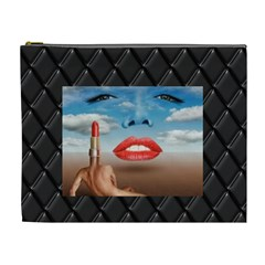 Beauty2 By Cheryl   Cosmetic Bag (xl)   Vkm5pjtocvv6   Www Artscow Com Front