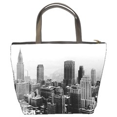 New York 1932  Bucket Bag By Bags n Brellas   Bucket Bag   Hr5vrgrz2oyz   Www Artscow Com Back