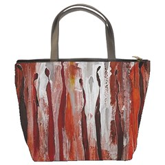 Red Crowd Bucket Bag By Bags n Brellas   Bucket Bag   W5rbx940tonu   Www Artscow Com Back