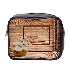 Pirates Mini Toiletries Bag By Elena Petrova   Mini Toiletries Bag (two Sides)   Ch5w4kfsqe11   Www Artscow Com Front