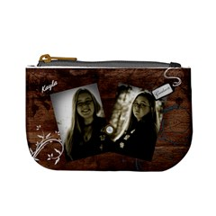 Kayla 2011 Graduation   Mini Coin Purse By Tammy Baker   Mini Coin Purse   15h3ppx8wwub   Www Artscow Com Front