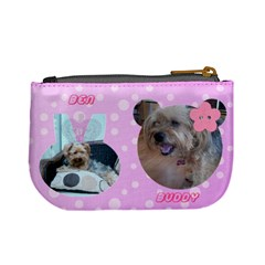 Pink By Ciara   Mini Coin Purse   07vyry4y65lc   Www Artscow Com Back