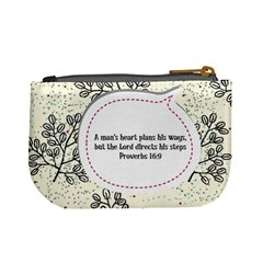 Verse Purse Joy By Jocelynkelch Gmail Com   Mini Coin Purse   Ta8wq4x1anua   Www Artscow Com Back