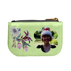Flower Coin Purse By Deborah   Mini Coin Purse   Sbrnzi0g9fp8   Www Artscow Com Back