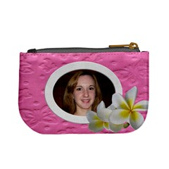 Pretty In Pink Coin Purse By Deborah   Mini Coin Purse   Cd4bzrhuz2qb   Www Artscow Com Back