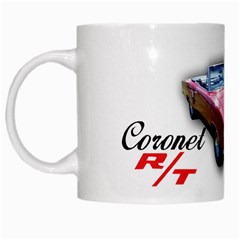 Mug-Coronet-RT White Mug by kairujbB