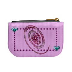 Swirl Coin Purse By Daniela   Mini Coin Purse   Smku8jbd93da   Www Artscow Com Back