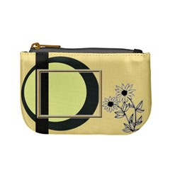 Sunflower Coin Purse By Daniela   Mini Coin Purse   N2js220qz9hk   Www Artscow Com Front