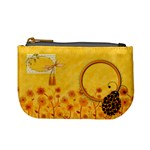 Miss Ladybugs Garden Coin Bag 2 - Mini Coin Purse