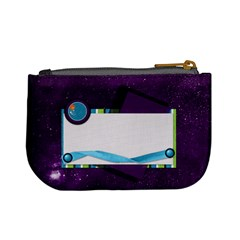 A Space Story Coin Bag 2 By Lisa Minor   Mini Coin Purse   5ihxhde86dib   Www Artscow Com Back