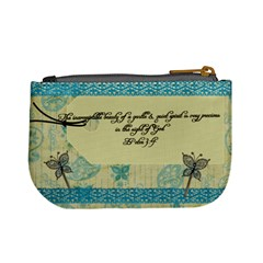 Jocie Beautiful Spirit By Jocelynkelch Gmail Com   Mini Coin Purse   2o234h4czdjf   Www Artscow Com Back