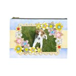 Spring Fling Large Cosmetic Bag - Cosmetic Bag (Large)