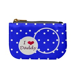 Love Daddy Coin Purse By Daniela   Mini Coin Purse   S21naqgeagnq   Www Artscow Com Front