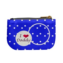 Love Daddy Coin Purse By Daniela   Mini Coin Purse   S21naqgeagnq   Www Artscow Com Back
