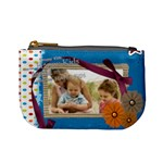 Family coins  bag - Mini Coin Purse