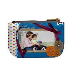 Family Coins  Bag By Joely   Mini Coin Purse   0jvazfb4c926   Www Artscow Com Back