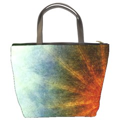 Colored Star Burst2 Bucket Bag By Bags n Brellas   Bucket Bag   23z549q51vyl   Www Artscow Com Back