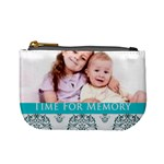 Time for Memory - Mini Coin Purse