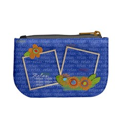 Vacation Mini Coin Purse, Template By Mikki   Mini Coin Purse   Hv2msb4wcdtm   Www Artscow Com Back