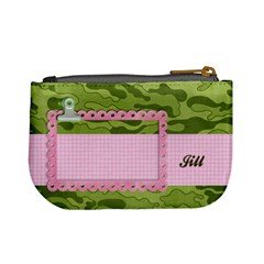 Camo, Girl Mini Coin Purse Template By Mikki   Mini Coin Purse   1tgh1bs0qr7h   Www Artscow Com Back