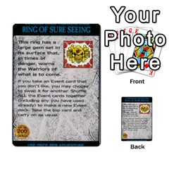 Warhammer Quest 2 By Kieren   Multi Purpose Cards (rectangle)   L3an5b4sp9nt   Www Artscow Com Front 54