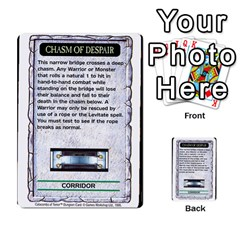 Warhammer Quest 2 By Kieren   Multi Purpose Cards (rectangle)   L3an5b4sp9nt   Www Artscow Com Front 33