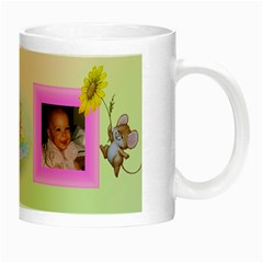 Little Angel Luminous Mug By Deborah   Night Luminous Mug   Csaicq9obd9l   Www Artscow Com Right