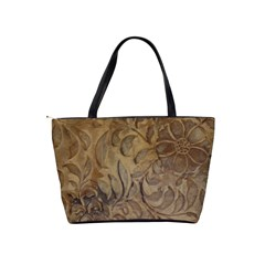 Tooled Leather2 By Bags n Brellas   Classic Shoulder Handbag   Zcihg87ats5y   Www Artscow Com Back