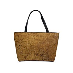 Tooled Leather3 Shoulder Bag By Bags n Brellas   Classic Shoulder Handbag   D2f5c5tvkcm3   Www Artscow Com Front