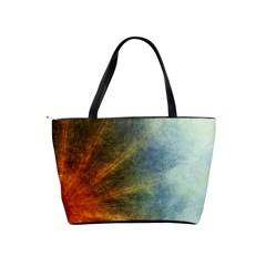 Star Burst Shoulder Bage By Bags n Brellas   Classic Shoulder Handbag   Bmif9oe4uxw9   Www Artscow Com Back