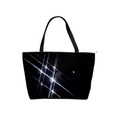 Laser Light1 Shoulder Bag By Bags n Brellas   Classic Shoulder Handbag   4qsg7lj84vvt   Www Artscow Com Front