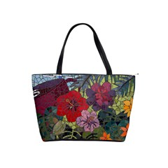 Mosaic Tiles Shoulder Bag By Bags n Brellas   Classic Shoulder Handbag   Gre3m1d92v9x   Www Artscow Com Front