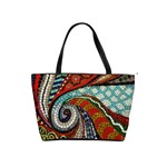 mosaic swirl shoulder bag - Classic Shoulder Handbag