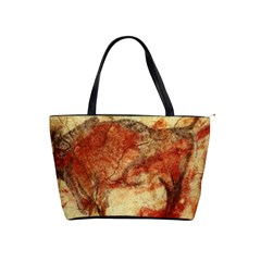 Cave Painting2 Shoulder Bag By Bags n Brellas   Classic Shoulder Handbag   G32ag59k6yj3   Www Artscow Com Front