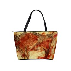Cave Painting2 Shoulder Bag By Bags n Brellas   Classic Shoulder Handbag   G32ag59k6yj3   Www Artscow Com Back