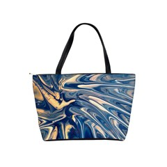 Blue Burst Shoulder Bag By Bags n Brellas   Classic Shoulder Handbag   Lu86za4yd1cu   Www Artscow Com Back