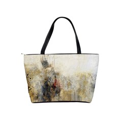 Abstract1 Shoulder Bag By Bags n Brellas   Classic Shoulder Handbag   Z3bn9891d508   Www Artscow Com Back