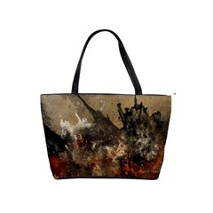 Paint Splotch1 Shoulder Bag By Bags n Brellas   Classic Shoulder Handbag   1uj42lpk3w6l   Www Artscow Com Front