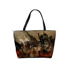 Paint Splotch1 Shoulder Bag By Bags n Brellas   Classic Shoulder Handbag   1uj42lpk3w6l   Www Artscow Com Back