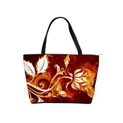 In Flames Shoulder Bag By Bags n Brellas   Classic Shoulder Handbag   2z89vpo8rdei   Www Artscow Com Front