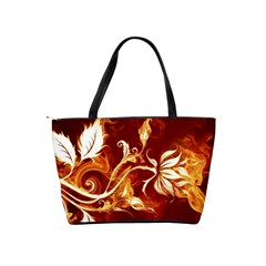 In Flames Shoulder Bag By Bags n Brellas   Classic Shoulder Handbag   2z89vpo8rdei   Www Artscow Com Back
