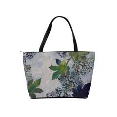 Leaves2 Shoulder Bag By Bags n Brellas   Classic Shoulder Handbag   Ugv57w872atl   Www Artscow Com Back