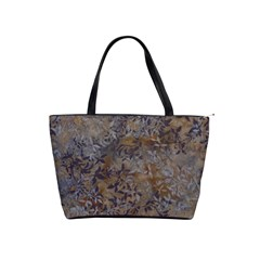 Leaves3 Shoulder Bag By Bags n Brellas   Classic Shoulder Handbag   W3v4xcz58opj   Www Artscow Com Front