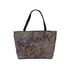 Leaves3 Shoulder Bag By Bags n Brellas   Classic Shoulder Handbag   W3v4xcz58opj   Www Artscow Com Back
