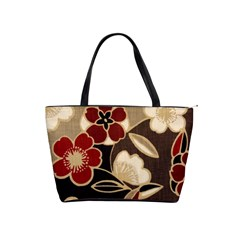 Retro2  Shoulder Bag By Bags n Brellas   Classic Shoulder Handbag   0tbx8pfx7zfx   Www Artscow Com Front